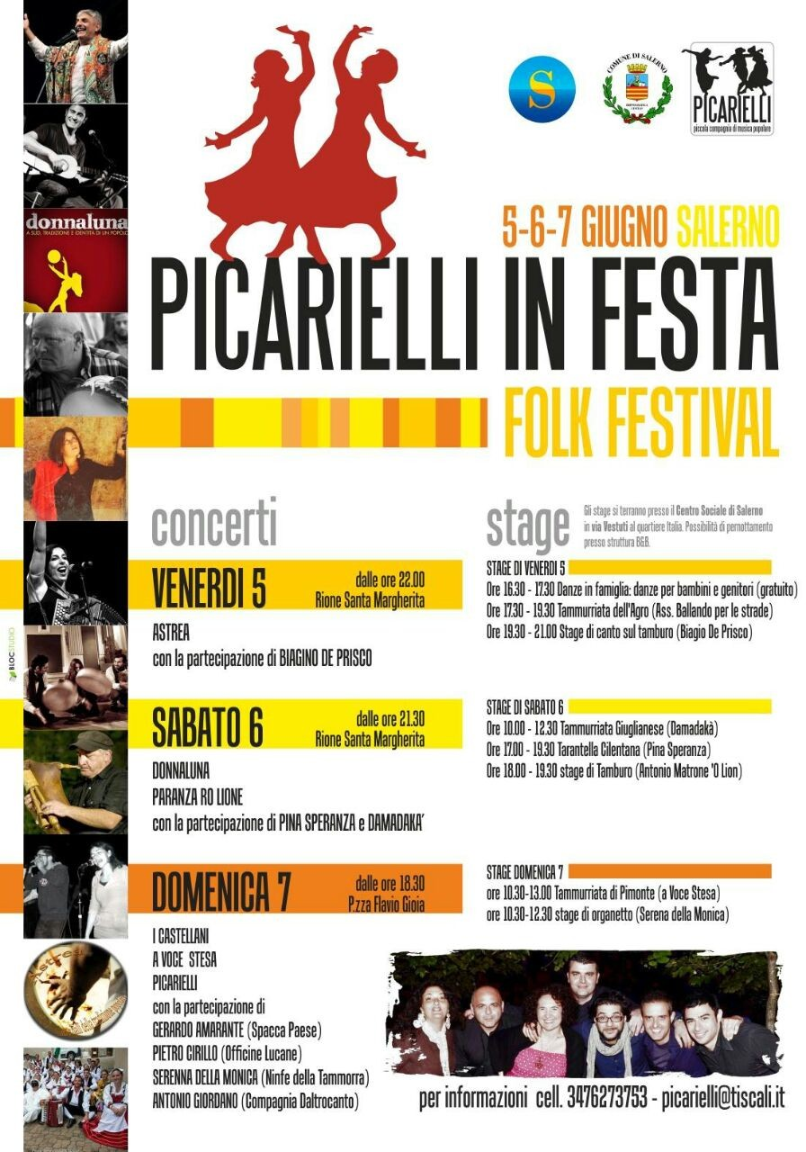 Folk Festival Picarielli